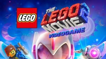 Тизер-трейлер The LEGO Movie 2 Videogame