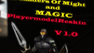 "Crusaders of Might & Magic ""PlayerReskin v1.0"""