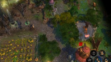 "Heroes Of Might And Magic 5: Повелитель орды ""Карта - Stonebreaker"""