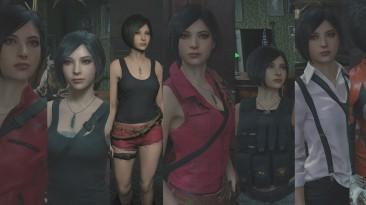 "Resident Evil 2 ""Ada Head Swap"""