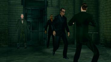 """The Matrix: Path of Neo """"Глобальный мод - замена персонажей"""""""