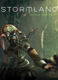 Обложка игры Stormland