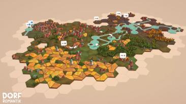 Dorfromantik - это небольшая расслабляющая стратегия-головоломка, которая выйдет этой весной