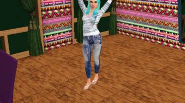 """Sims 3 """"Набор одежды для беременных симок тинейджеров"""""""