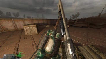 "S.T.A.L.K.E.R.: Call of Pripyat ""Hud EXO Beggar 1.0"""