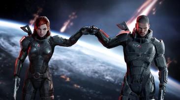 У BioWare есть планы на Mass Effect