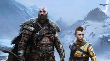 Фанат анимировал обложку God of War Ragnarok