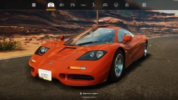 "Car Mechanic Simulator 2021 ""McLaren F1"""