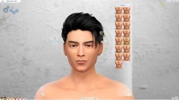 Создаем персонажей из игры DETROIT_ BECOME HUMAN в THE SIMS 4