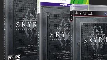 The Elder Scrolls 5: Skyrim Legendary Edition поступит в продажу в июне