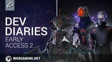 Master of Orion - Второй этап раннего доступа на подходе