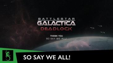 """Вышло дополнение """"Armistice"""" для Battlestar Galactica Deadlock, второй сезон подошёл к концу"""