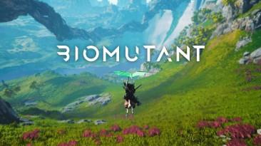 Новый трейлер Biomutant рассказывает о мире игры