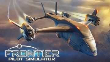 Frontier Pilot Simulator - Steam-ключ}