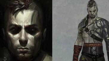 Концептарты God of War Ragnarok