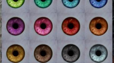 "Alice: Madness Returns ""Набор цветовых расцветок глаз"""