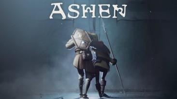 Ashen - ролевой экшен в стиле SoulsBorne выходит на Xbox One и PC уже сегодня