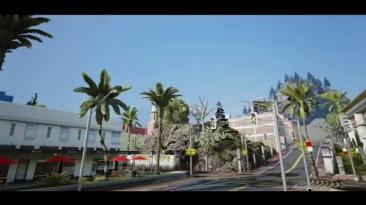 AQP City - фанатский конкурент GTA на UE4
