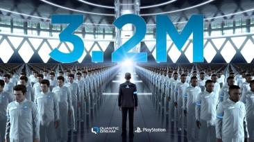 Продажи Detroit: Become Human превысили 3 миллиона копий