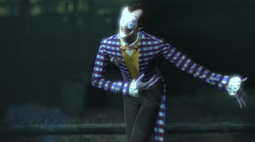 "Batman: Arkham City ""Joker from movie 2019 clown suit"""