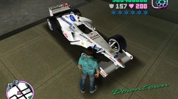 "Grand Theft Auto: Vice City ""F1 Pack 2000"""