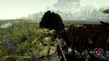 The Forest - Возвращаемся исследовать заваленный камнями пещерный проход
