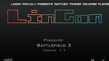 Battlefield 3: Трейнер/Trainer (+11) [Update 4] {LinGon}