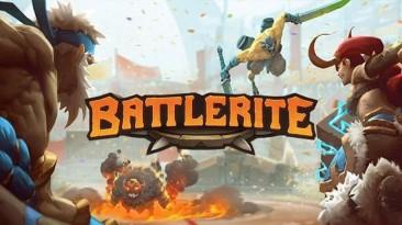 Игра Battlerite доступна бесплатно на выходные в Steam