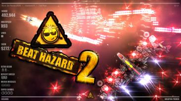 Обзор музыкальной аркады Beat Hazard 2 - главное, чтобы трек был хороший