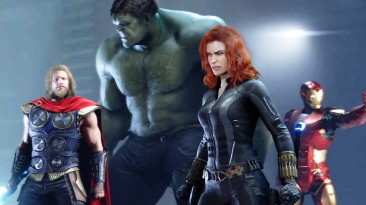 Square Enix выпустила бесплатный юбилейный бандл для Marvel's Avengers