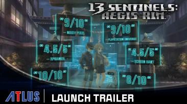 Релизный трейлер 13 Sentinels: Aegis Rim