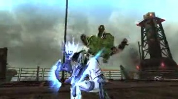 """Anarchy Reigns """"TGS 2011 - трейлер"""""""