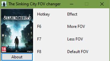 "The Sinking City ""Изменение угла обзора"""