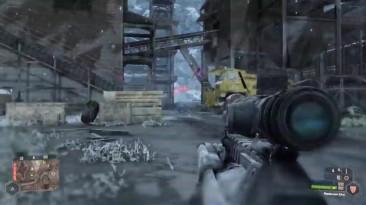 Crysis Warhead - #4 Замороженный рай (Frozen Paradise)