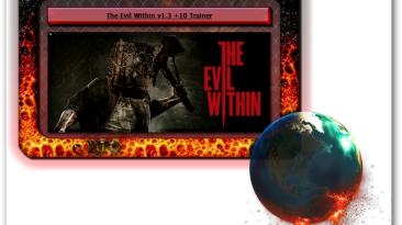 The Evil Within: Трейнер/Trainer (+10) [1.3] {iNvIcTUs oRCuS / HoG}