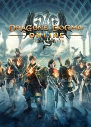 Обложка игры Dragon's Dogma Online