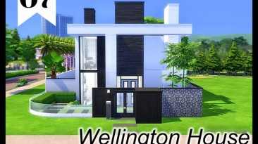 """The Sims 4 """"Дом Wellington"""""""