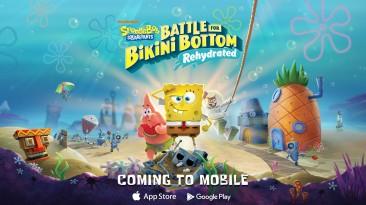 SpongeBob SquarePants: Battle for Bikini Bottom - битва за Бикини Боттом пройдет на смартфонах