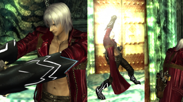 """Devil May Cry HD Collection """"HQ Beowulf Devil Arm"""""""