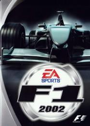 Обложка игры F1 2002