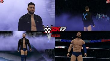 "WWE 2K17 ""Finn Balor SmackDown 16.07.2021 Наряд (Лицевая анимация) WWE 2K19 Порт Мод"""