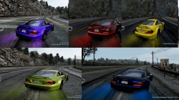 "Need for Speed Hot Pursuit ""Тема GTA-5 в NFSHP (texmodmodific)"""