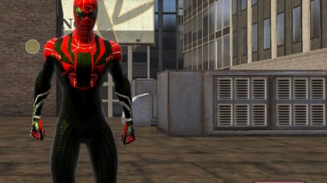 "Spider-Man: Web of Shadows ""Совершенный человек паук v2"""