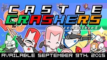 Релиз Xbox One версии Castle Crashers Remastered подтвержден на 9 сентября