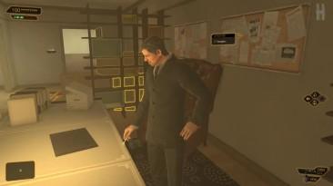 """Deus Ex: Human Revolution - Получение секретного достижения """"Взятка"""""""