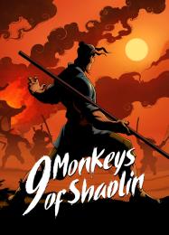 Обложка игры 9 Monkeys of Shaolin