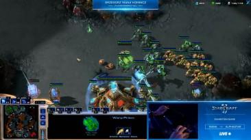 Искусственный интеллект от Google обыграл профессиональных игроков в StarCraft 2