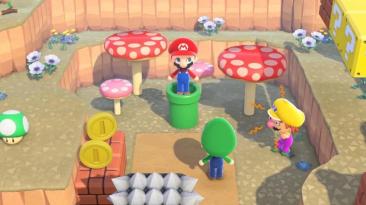 Вот как будут работать варп-трубы в Animal Crossing: New Horizons