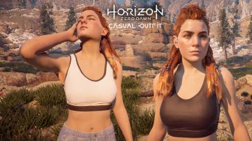 """Horizon: Zero Dawn """"Повседневный наряд для Элой"""""""