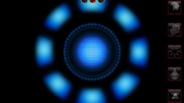 Iron Man HD - тема для ANDROID